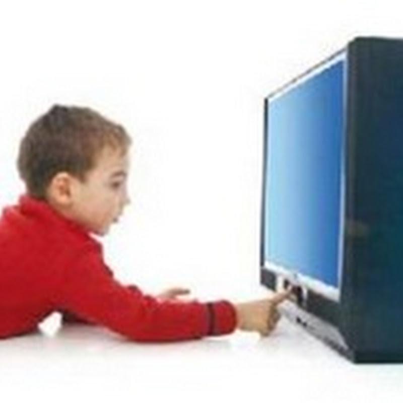 تحذير من أضرار التليفزيون على الأطفال اقل من العامين