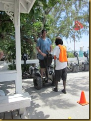 greg on segway