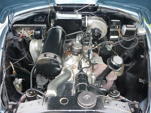 classics - rover p4 60