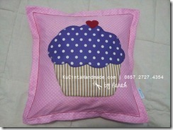 Cupcake Applique Atik