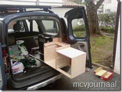 Dacia Logan MCV Camper 19