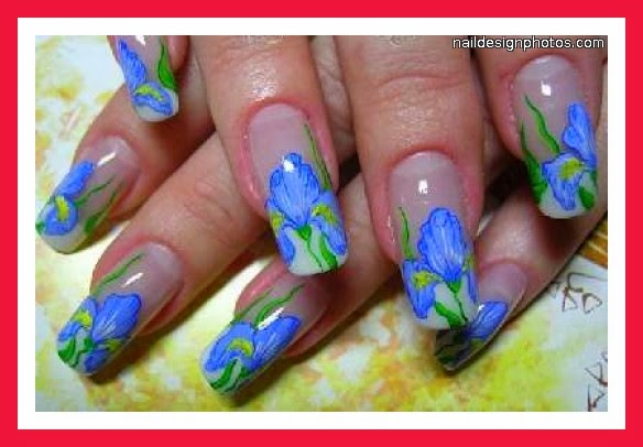 Cute Nail Designs For Acrylic Nails Pictures Photos Video Pictures 13 Cute Fake Nail Designs