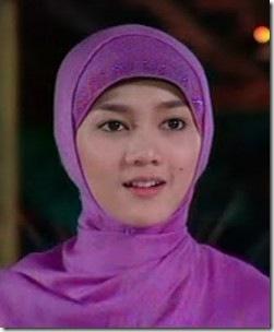 Model Jilbab Di Sinetron Islam KTP