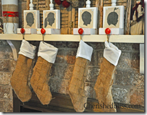 Stockings and stocking holders
