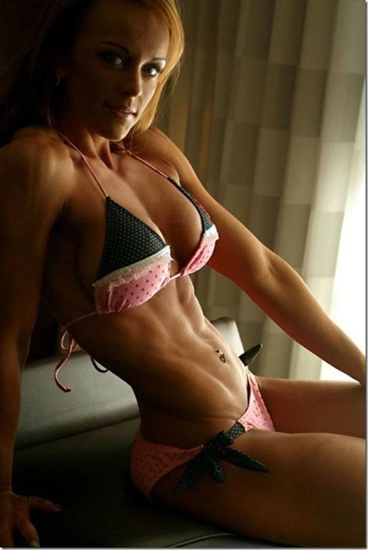 Toda mulher sonha em ter uma barriguinha assim (4)