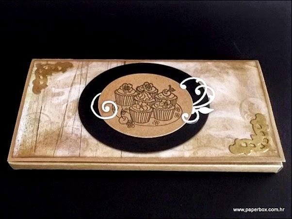 Schokoladenverpackung - Kutija za čokoladu (4)
