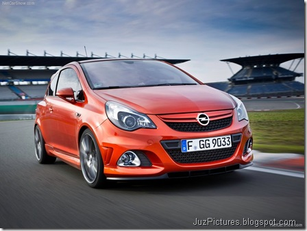 Opel Corsa OPC Nurburgring Edition 5