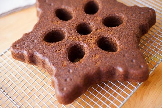 Wilton Snowflake Cake Pan-8251