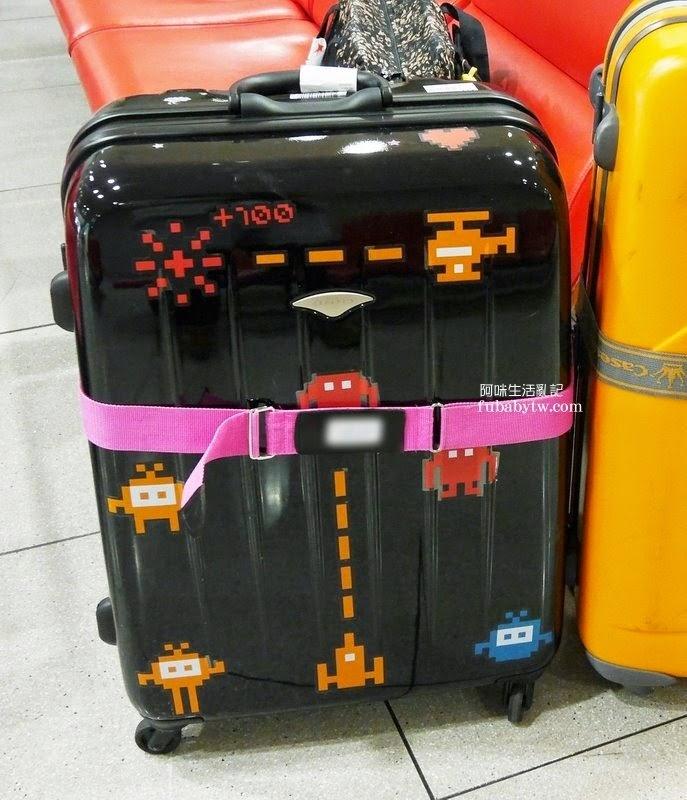 調整大小行李
