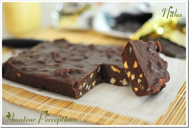 Chocolate Fudge 7
