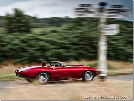 Jaguar E-Type Speedster4