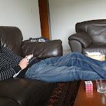 lounging in hamilton in Hamilton, Ontario, Canada