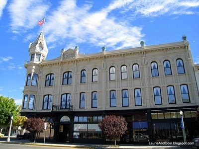 Geiser Hotel in Baker City