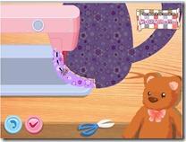 jogos de costurar ursinho