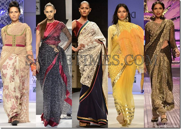 WLIFW_Spring_Summer_2013_Sarees