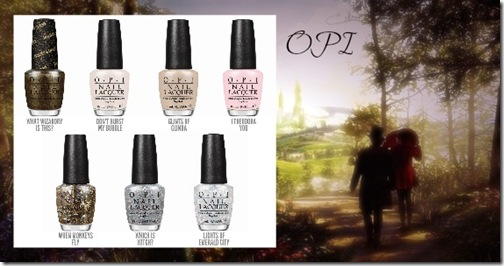 OZ GREAT POWERFUL OPI