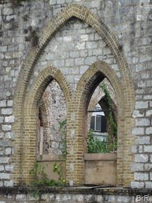 San Fernando Kirchenruine