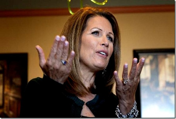 Michele Bachmann 9-27-12 Glen Stubbe photographer