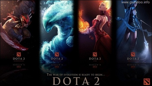Dota 2: Defense of The Ancients 2