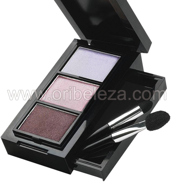 Trio de Sombras Pro Colour Oriflame Beauty