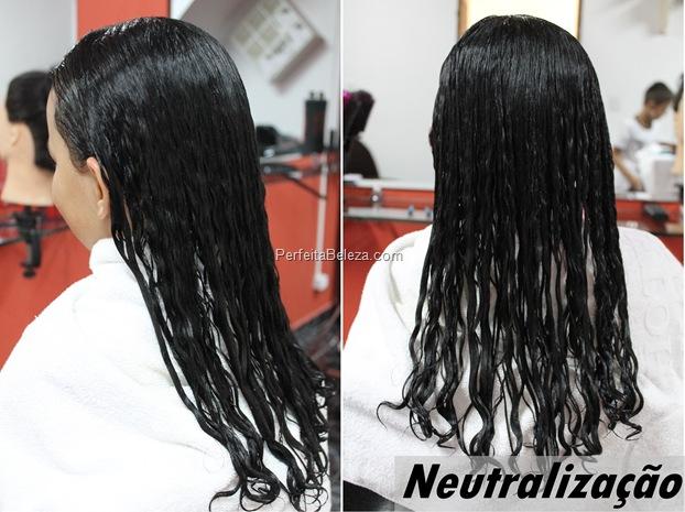 como alisar cabelo de criança