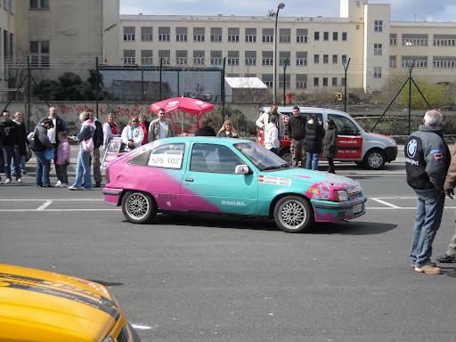 (#102, Opel Kadett GSi)