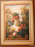 Gobelin 9058, Bouquet Exotique, 200x150cm, 150x110cm