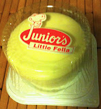 Junior's cheesecake (arguably the best in New York)