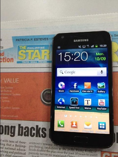 Samsung GALAXY S II Smart 4G LTE