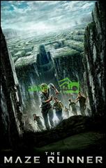 الواجهة الرئيسية للعبة الجرى فى المتاهة لأندرويد The Maze Runner