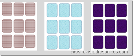 Create your own memory card game with this free template by Raki's Rad Resources.