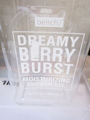 bench dreamy berry burst shower gel, bitsandtreats