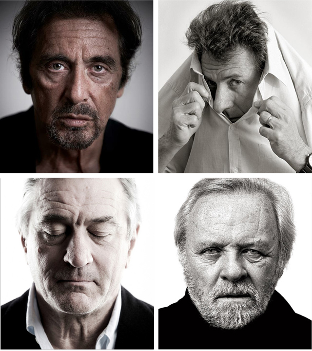 Actors by Andy Gotts
