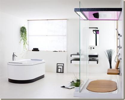 Baños Modernos Minimalistas6