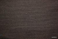 Ognioodporna tkanina dekoracyjna. Na zasłony, narzuty, poduszki, dekoracje. Styl naturalny, lniany. Czarna.