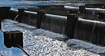 Weir Dam 7