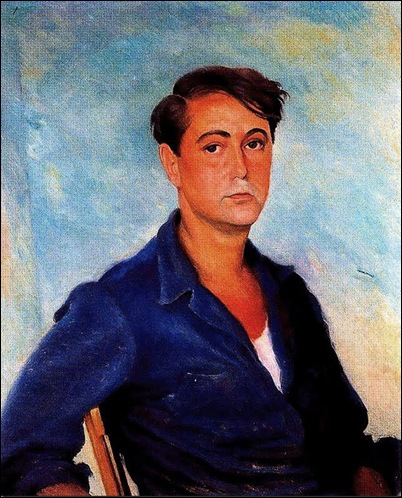 Josep de Togores i Llach -Autoretrat _1935