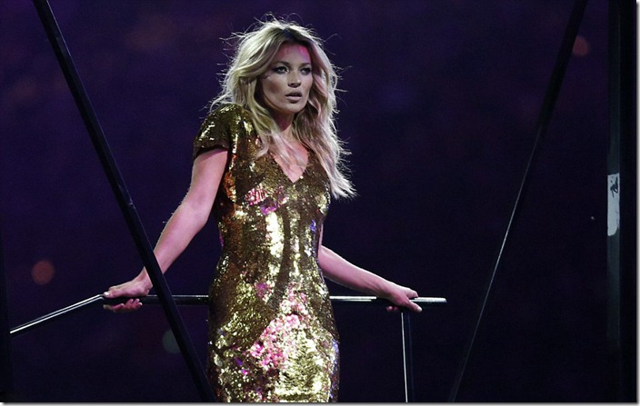Olympics London 2012 and Kate Moss 001