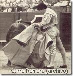 Curro Romero (archivo)