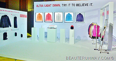 Uniqlo InnovationsUltra Light Down