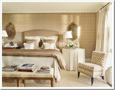 chair in bedroom