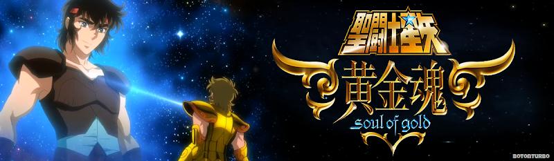 Escucha el Ending de Saint Seiya Soul of Gold!