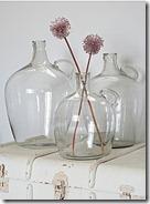 Nordic House Retro Glass Flacon