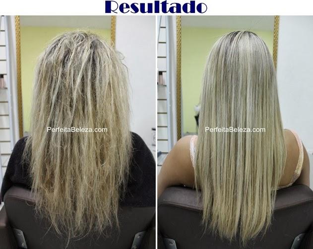 antes e depois de bottox capilar, shop carol lima, new bottox platinum