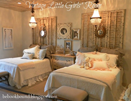 Home Tour Girls' Room