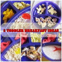 5 toddler breakfasts 1
