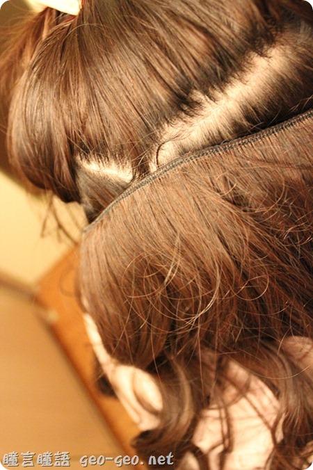 【OPC-01V】日本雜誌大推小惡魔御用大波浪長捲髮接髮片