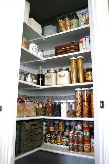 Pantry Finished