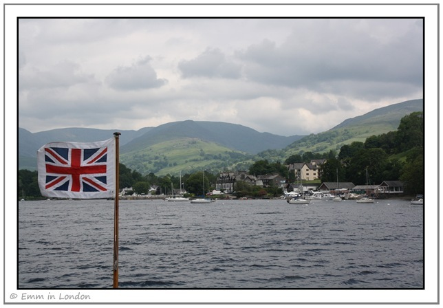 Cruise to Ambleside
