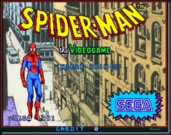 Spider Man The Videogame